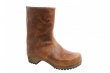 Sanita Wood Juki Boot Cognac 450650
